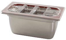 1/3GN External Vacuum Container