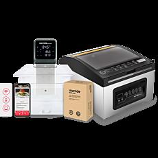 iVide® Plus Jnr. Sous Vide Cooker & Senses 300 Bundle (WIFI)