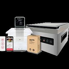iVide® Plus Jnr. Sous Vide Cooker IV3.0 Bundle (WIFI)